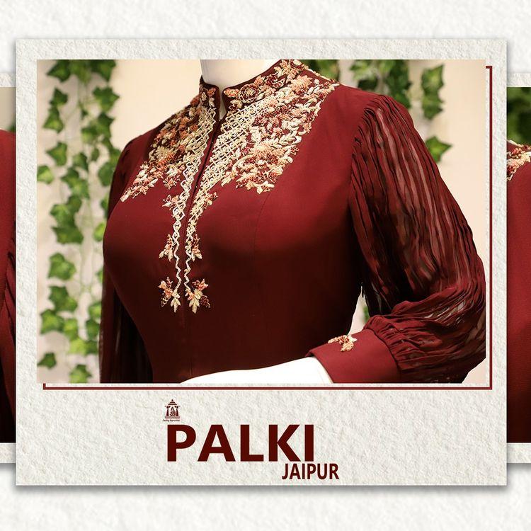 catalog ethnic wear Palki Showr - palkishowroom | ello