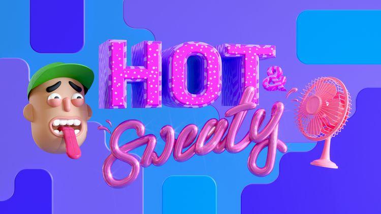 Summer days Hot sweaty working  - hashmukh   ello