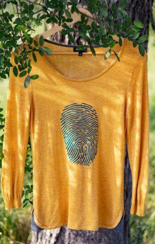 Customized fingerprint iron pre - eliza-presley   ello