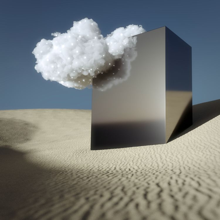 Desert dream. artgrab.co licens - ionsounds | ello
