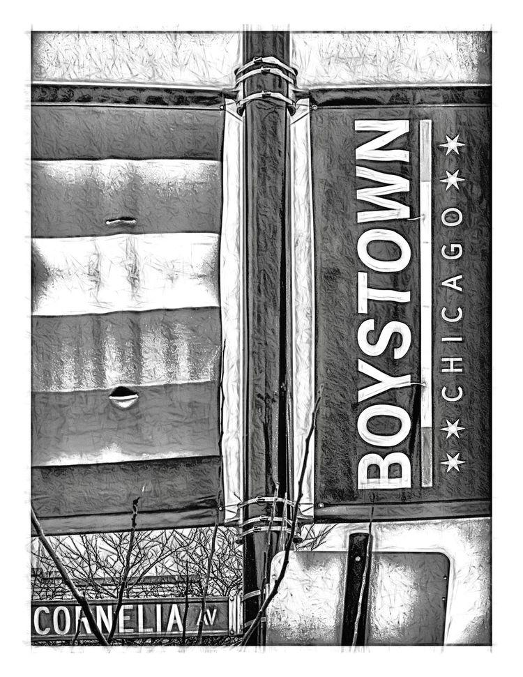 BOYS TOWN CHICAGO - georgegphoto | ello