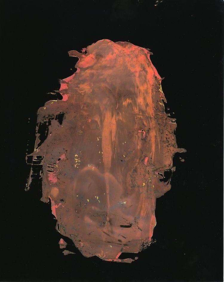Chemigram Ilford Warmtone - darkroom - futileautmn | ello