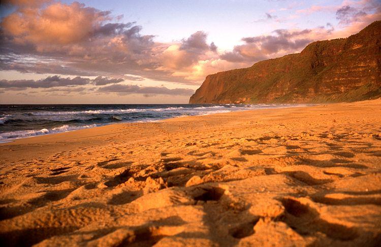 Polihale, Kauai, Hawaii Agfa Pr - the69thdimension | ello