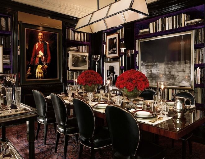 Ralph Lauren Home Launches Furn - seetukohlihome | ello