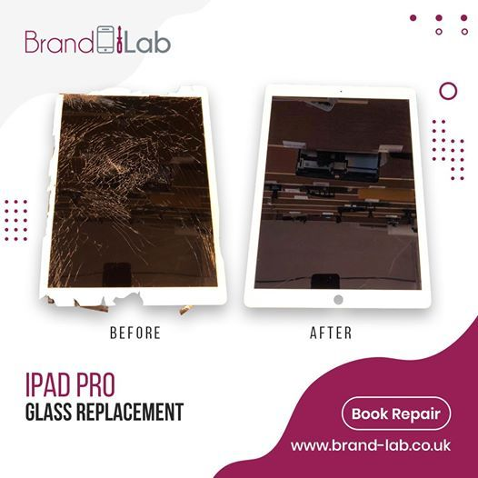 IPAD GLASS REPLACEMENT! ready a - brandlablondonlimited | ello