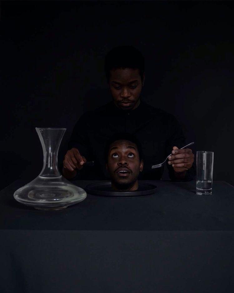 Black sanity - portrait, ello, blm - chvrlesjr | ello