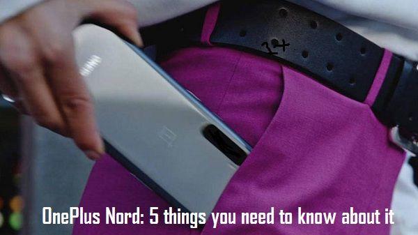 OnePlus Nord: 5 Nord mid-range  - charlienoahim | ello