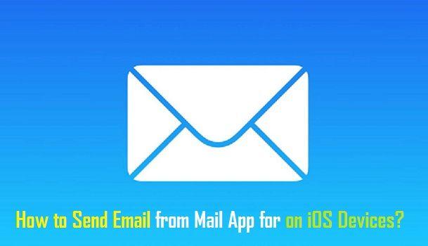 Send Email Mail App iOS Devices - charlienoahim | ello
