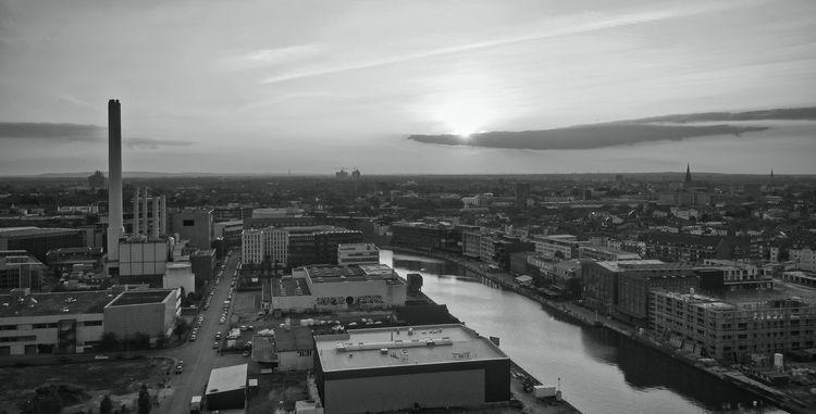 arialshot, dronephotography, münster - desolat_fux | ello