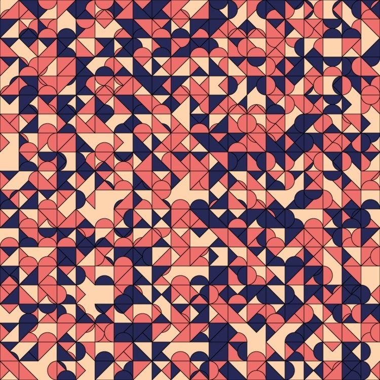 Geometric Shapes / 200728 - sasj | ello
