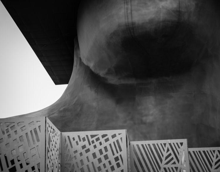 Cubic Head - blackandwhite, cubehead - ilirtahiri | ello