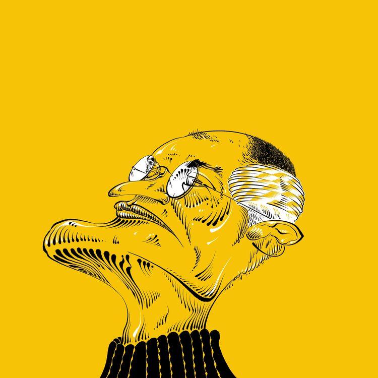 ig - art, illustration, print, riso - kennlam | ello
