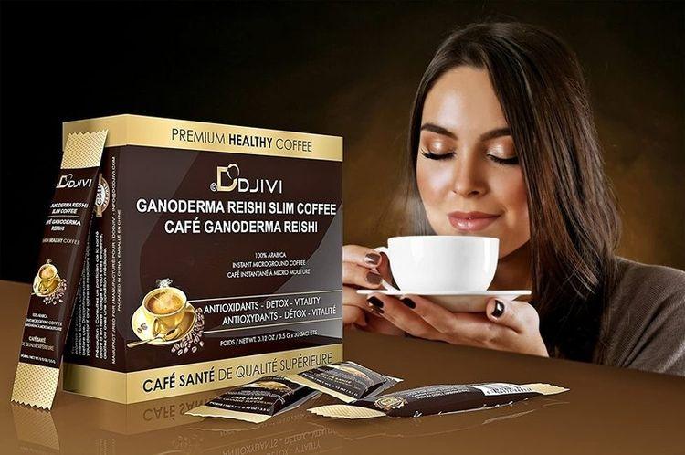 Healing Drink: Mushroom Coffee  - dodjivica   ello