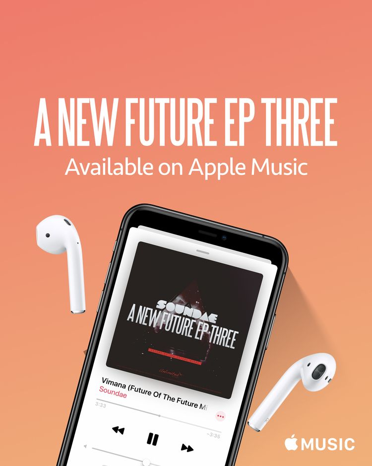 Listen Future EP Apple Music - ProgressiveHouse - unlimitedrec | ello