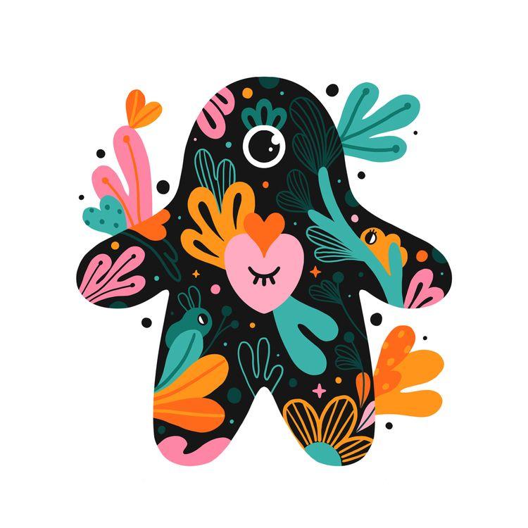 Love wins - illustration, digital - muxxi | ello