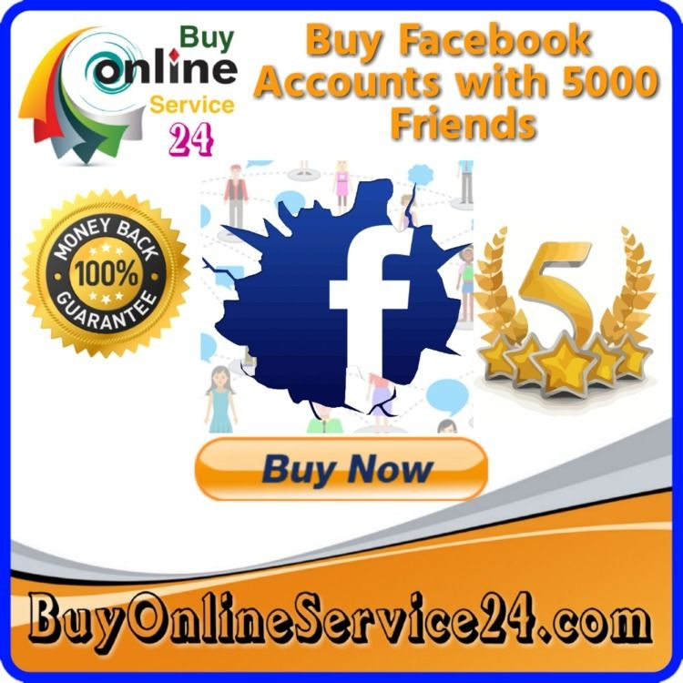 Buy Facebook Accounts Friends a - buyonlineservice245733 | ello