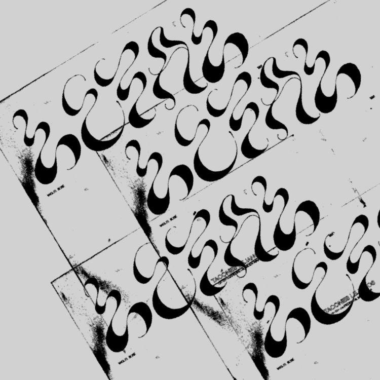lettering, type - samael319 | ello