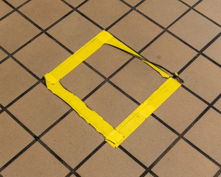 Stand square, guess - series ca - alon | ello