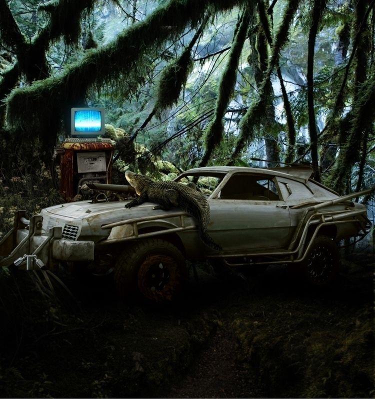 Jungle Lab - weirdcreative | ello