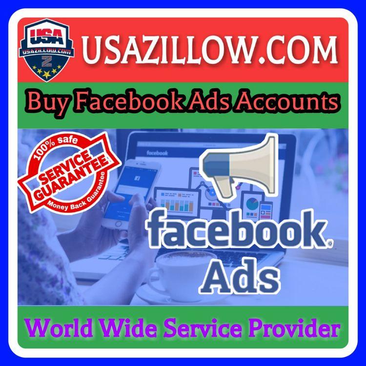 Buy Facebook Ads Accounts Accou - usazillow87   ello