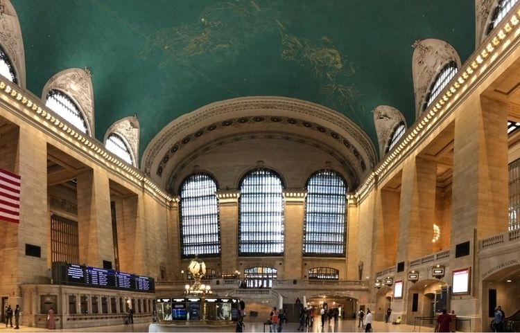 Grand Central York City August  - mikeborgia | ello