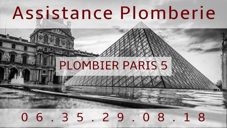 Notre société Plombier Paris 5  - plombierparis75014 | ello