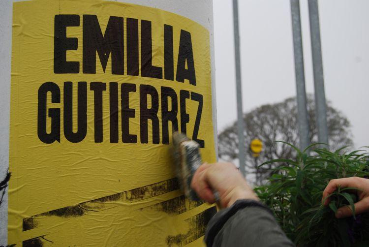HOMENAJES URBANOS EMILIA GUTIÉR - giorggastudio | ello