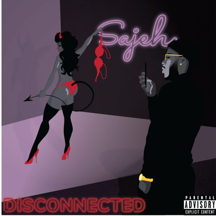 Disconnected Album Sajeh. Strea - rasadesign | ello