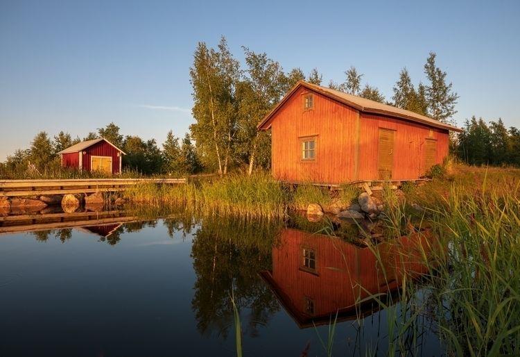 Houses Kvarken - landscape, outdoor - anttitassberg | ello