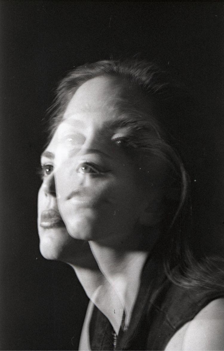 double exposure, caffenol - byjoshlee | ello