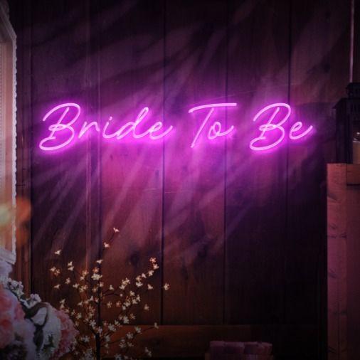 'Bride LED Neon sign Gorgeous,  - neondirect   ello