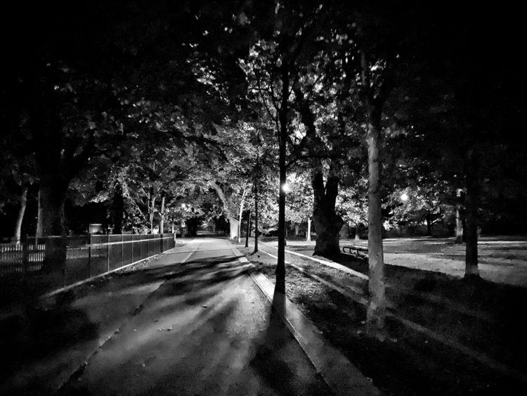 night light - photography, blackndwhite - jamesanok | ello