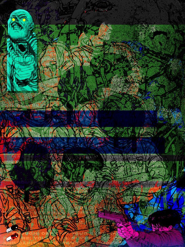 Pointless  - art, drawing, digitalart - andrew_indelicato | ello