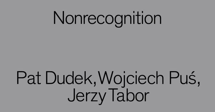 Nonrecognition (Nierozpoznanie - msnhomeoffice | ello