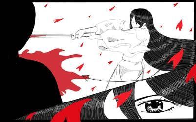 Death battle - artisticbeauty   ello