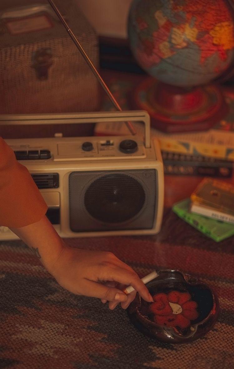 summer - stilllife, vintage, smoke - alejandra_aragon | ello