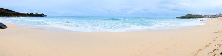 Porthmeor Beach, St. Ives, Corn - david_smiley | ello