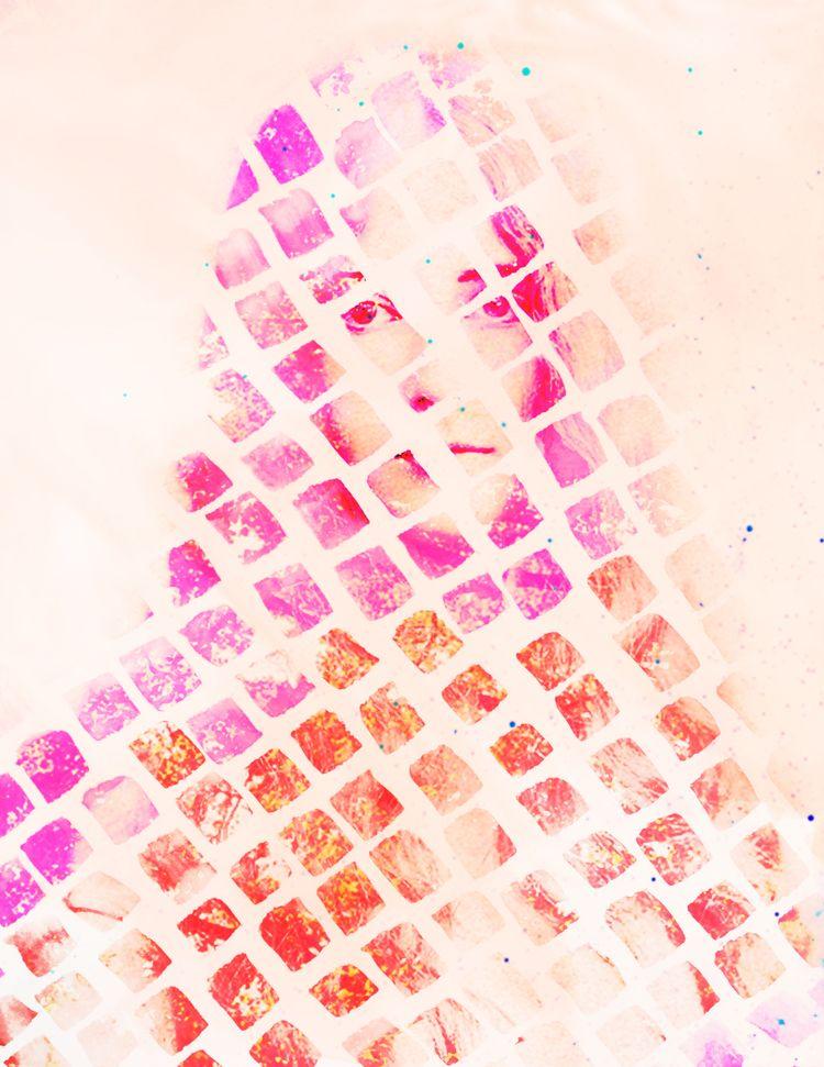 Fragments Mixed media / Septemb - oloriel | ello