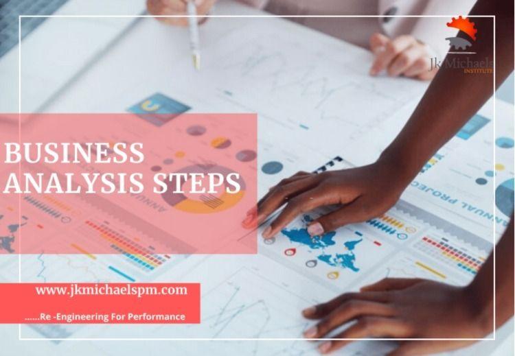 Business analysis steps flow ac - jkmichaelspm | ello