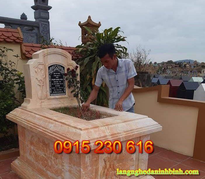 Mộ đá đẹp ở Vĩnh Phúc - Nhận th - daphuclong | ello