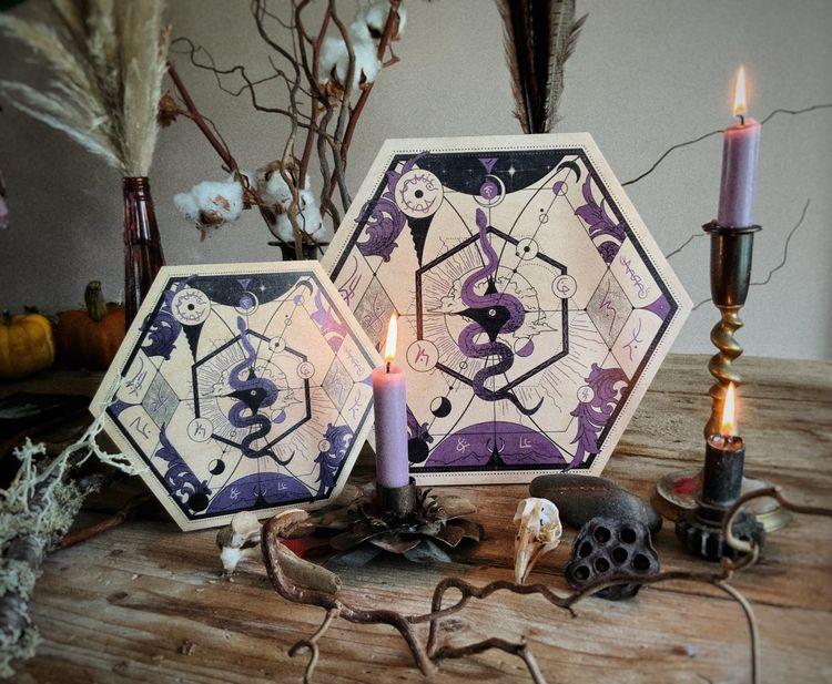Moon Altar sustainable birch wo - adamrobertmartin | ello
