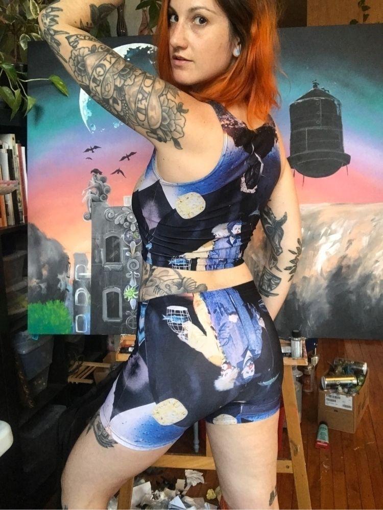 wear art body :upside_down:🤡 - ktpag | ello
