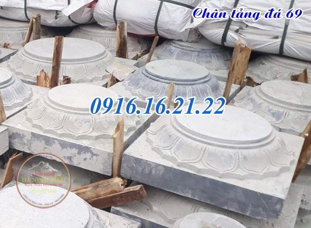 Chân tảng đá kê cột gỗ nhà thờ  - chipboong | ello