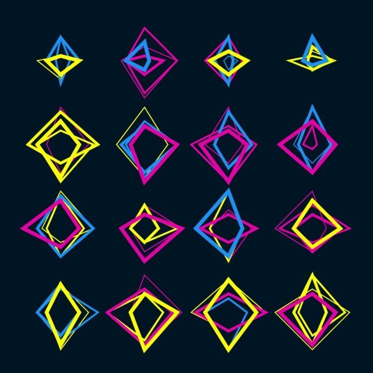 Geometric Shapes / 200915 - sasj | ello