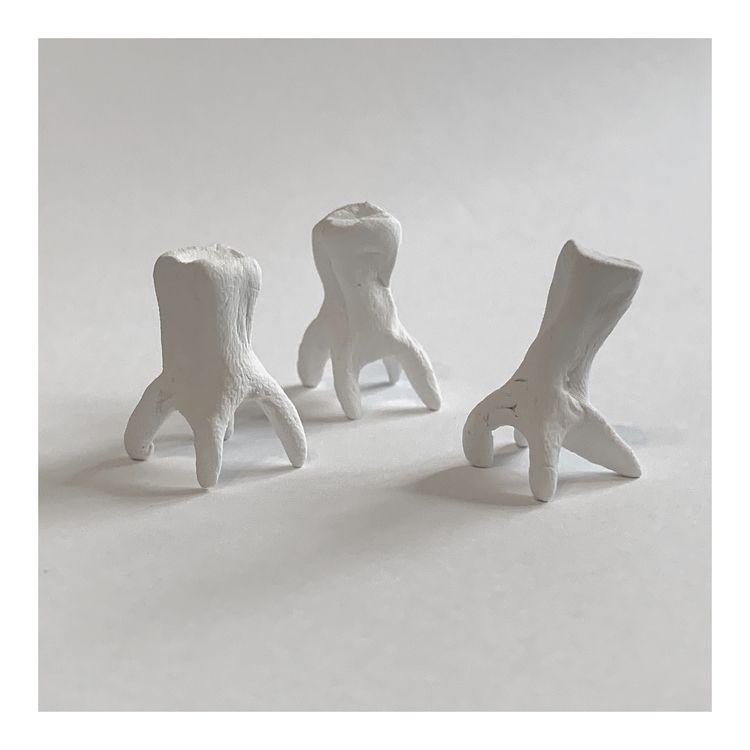 »Bruxism 2020« // (teeth replic - studio_fluctibus | ello