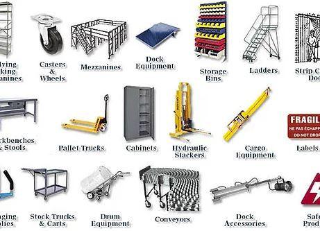 Purchase Warehouse Support Equi - iconmhllc   ello