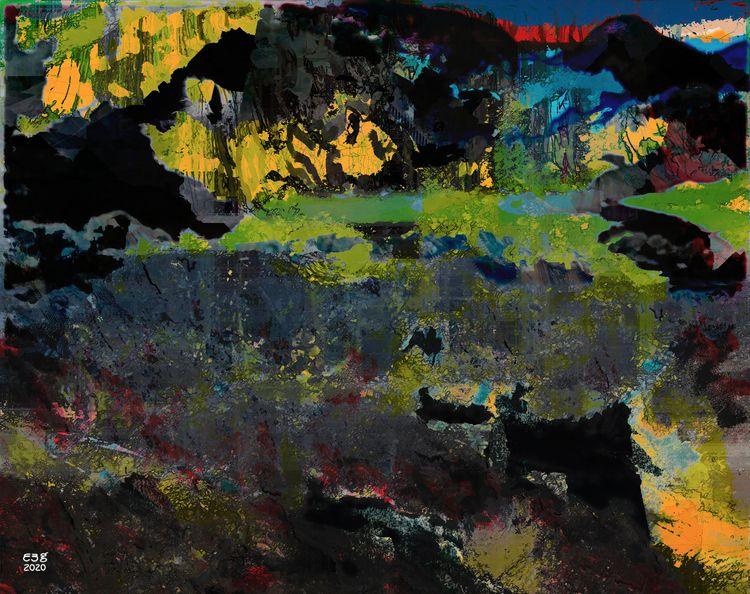 untitled nr 1013 :copyright:202 - artofgeography | ello