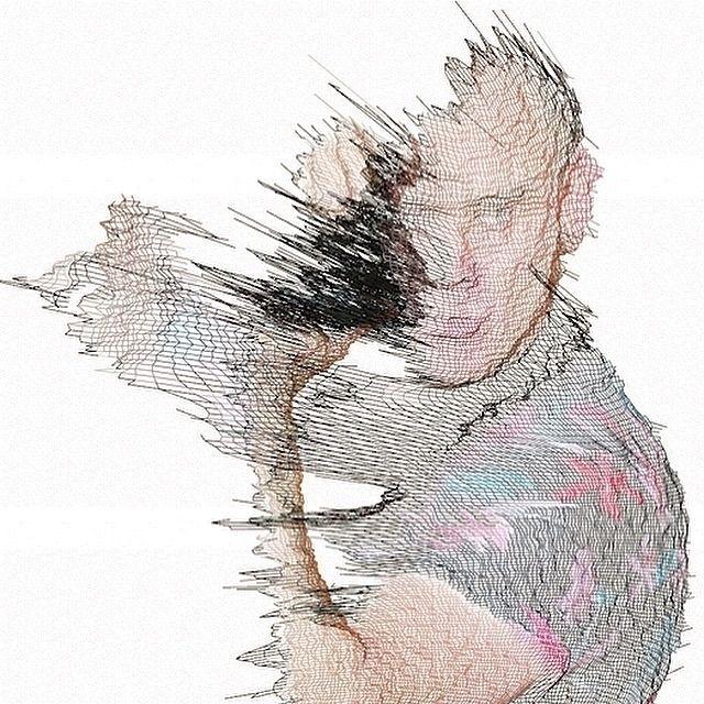 Kinect portrait Camilo Morales  - santiagoe | ello