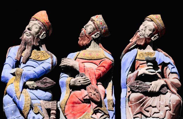 Abbaye de Moissac Occitanie Fra - jeanpaulcieutat | ello