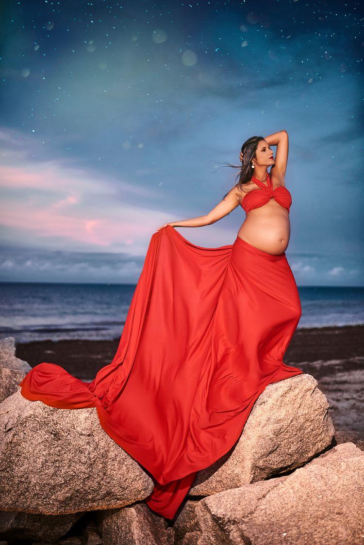 Pregnant Woman! Realizado em Jo - michaelleefotografia | ello